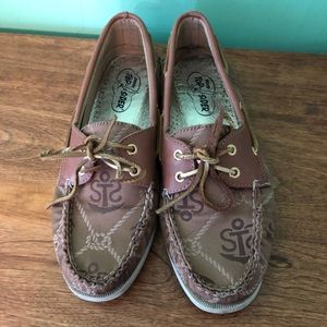 Sperry women special edition size 9.5